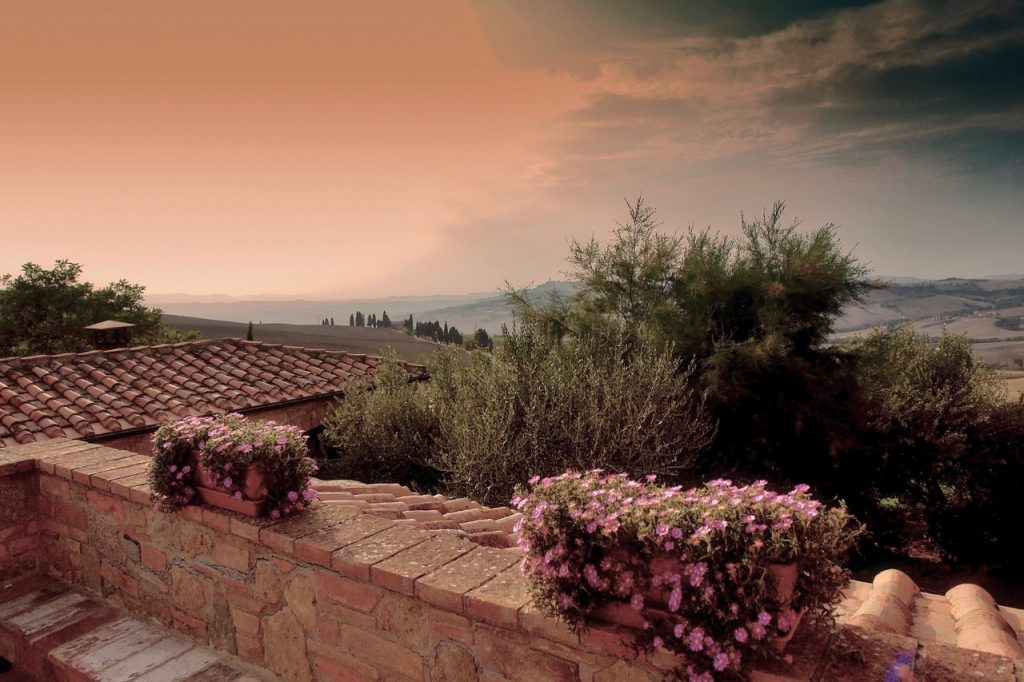 VILLA PIANA under the Tuscan sun!