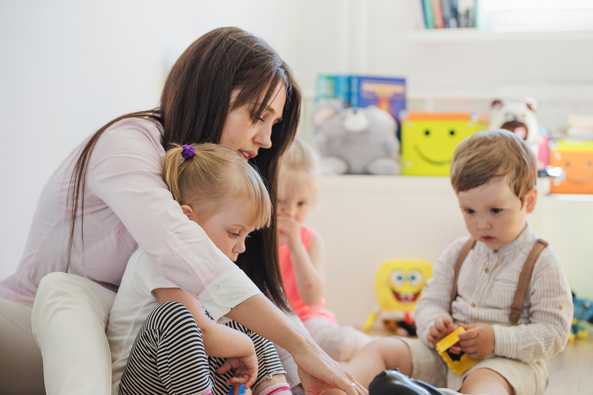 Babysitting - Itinere