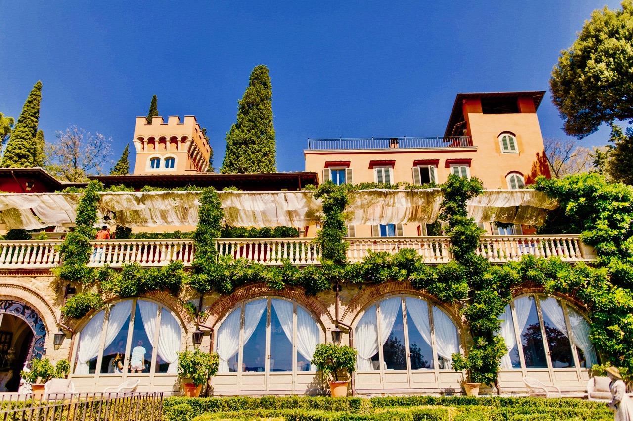 Artemisia Fioristi Villa Le Fontanelle Wedding 2