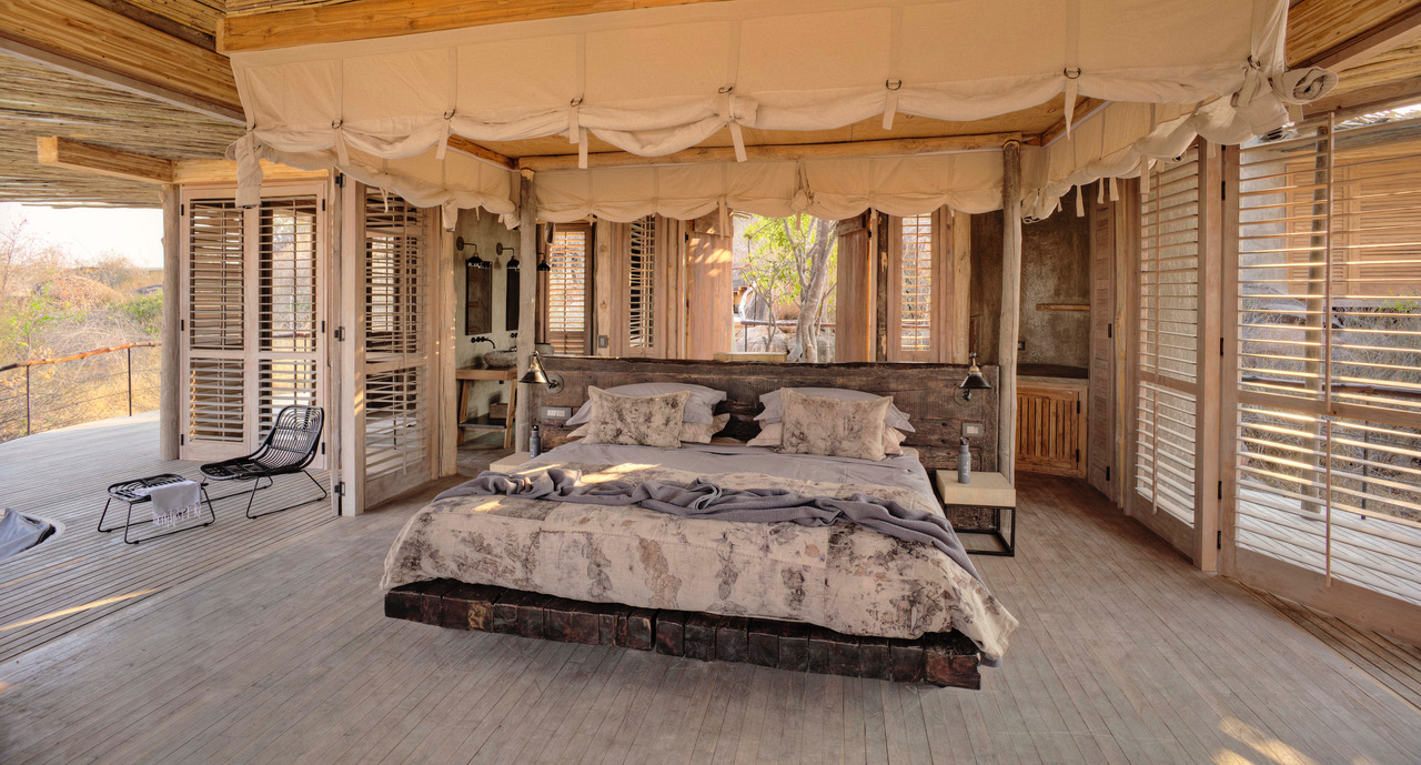 Double Room Interior Jabali