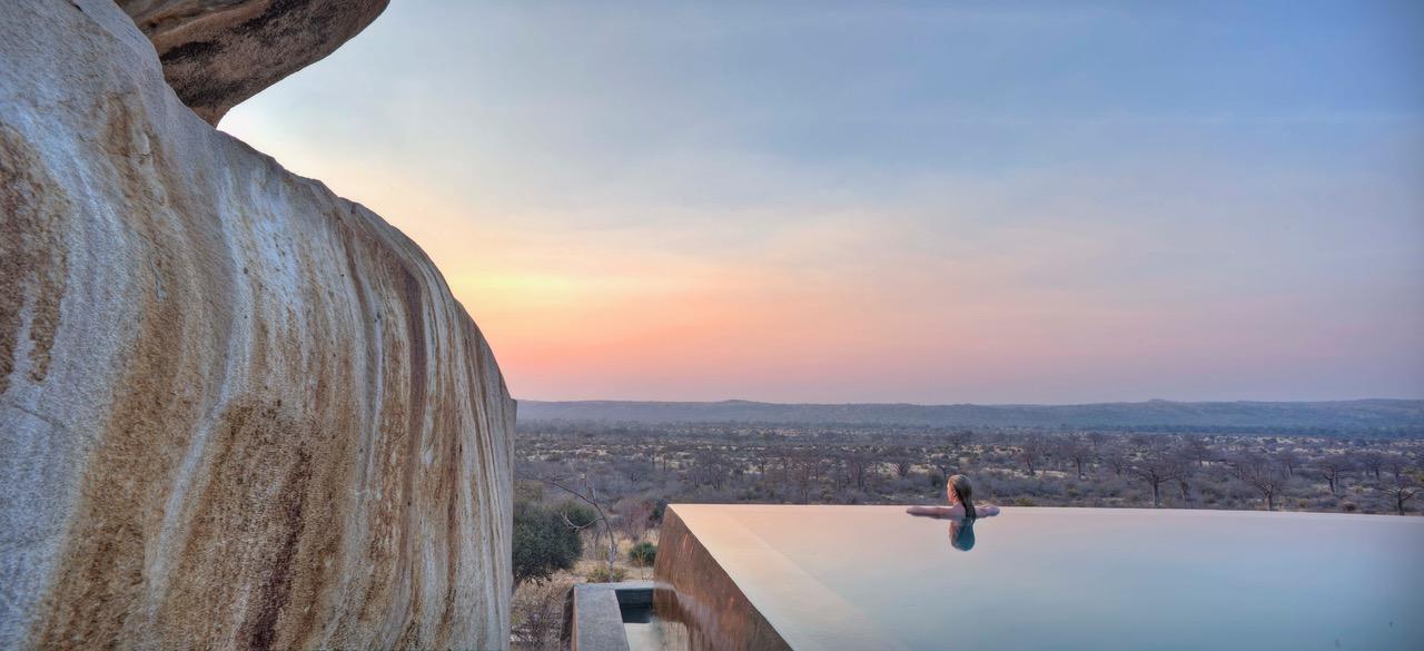Jabali Infinity Pool