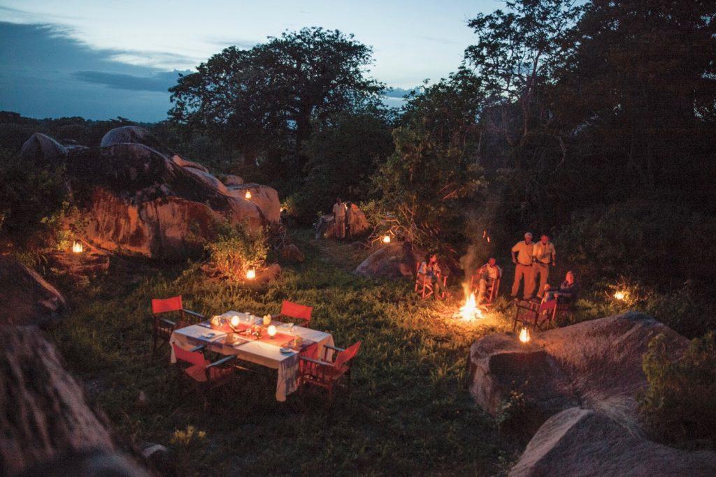 RUAHA Luxury Retreat Romantic Safari
