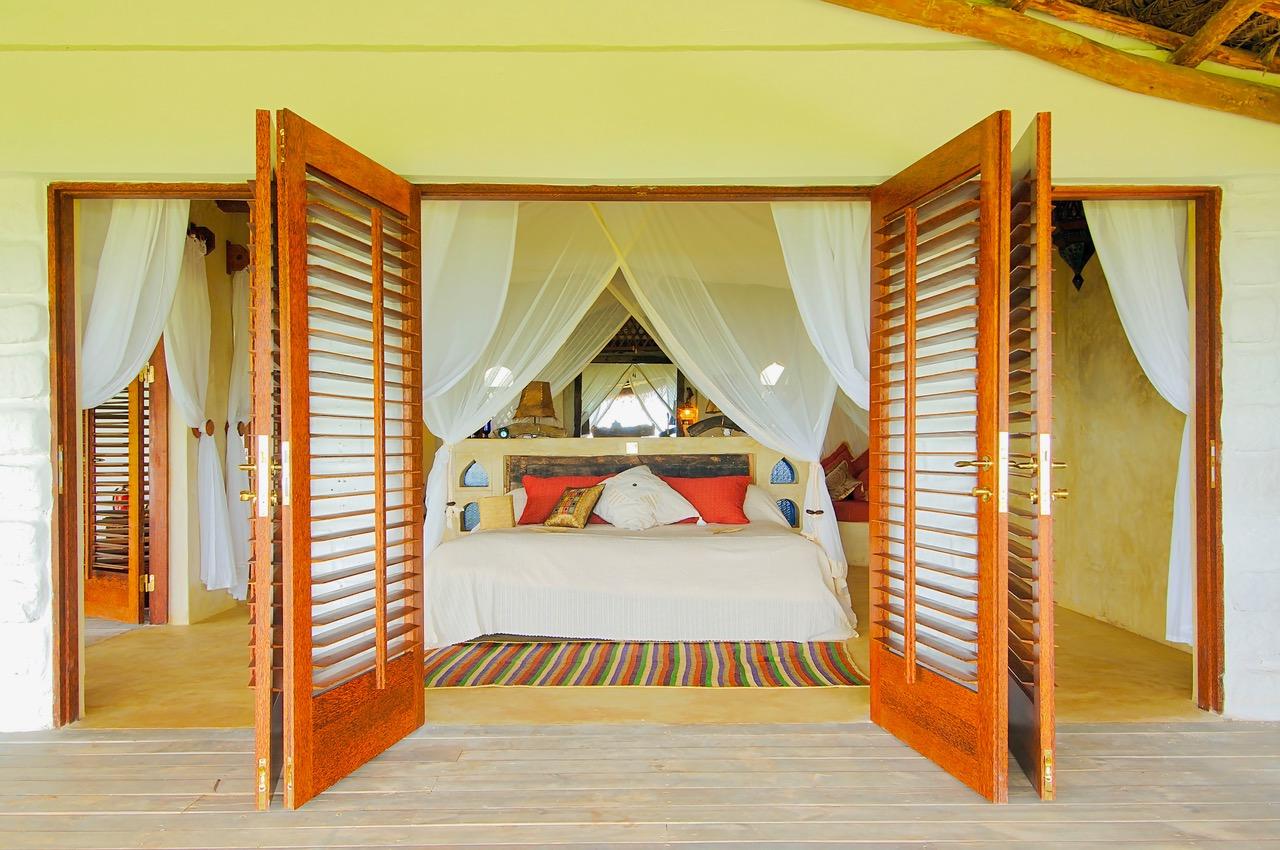 Matemwe Retreat Guest Bedroom Terrace