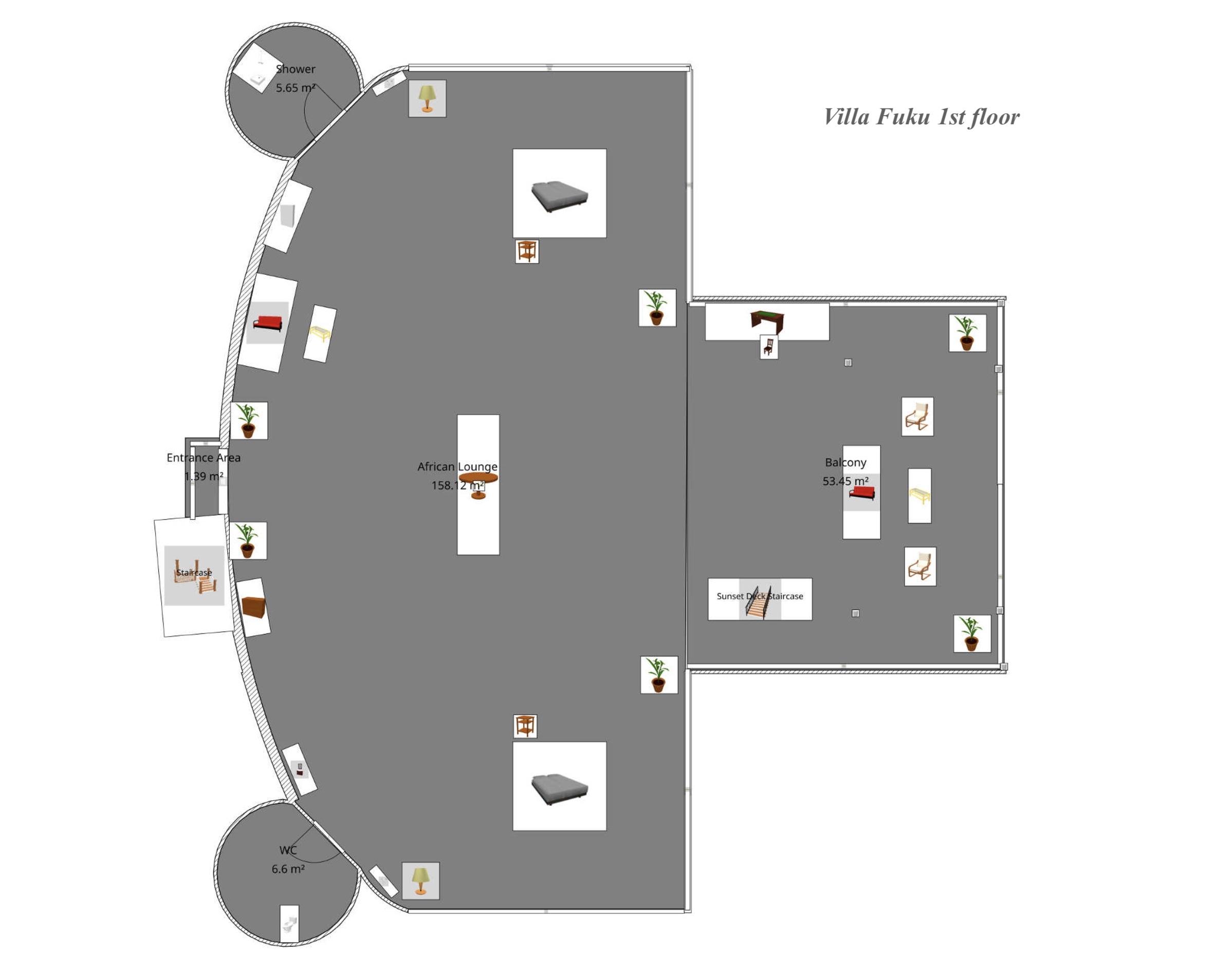 Villa Fuku 1st Floor