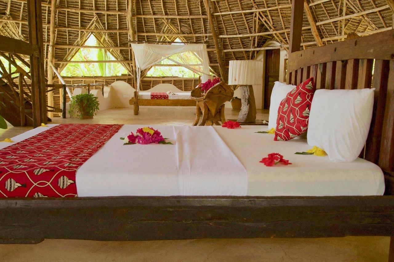 Zanzibar Private Villa Lisa African Lounge