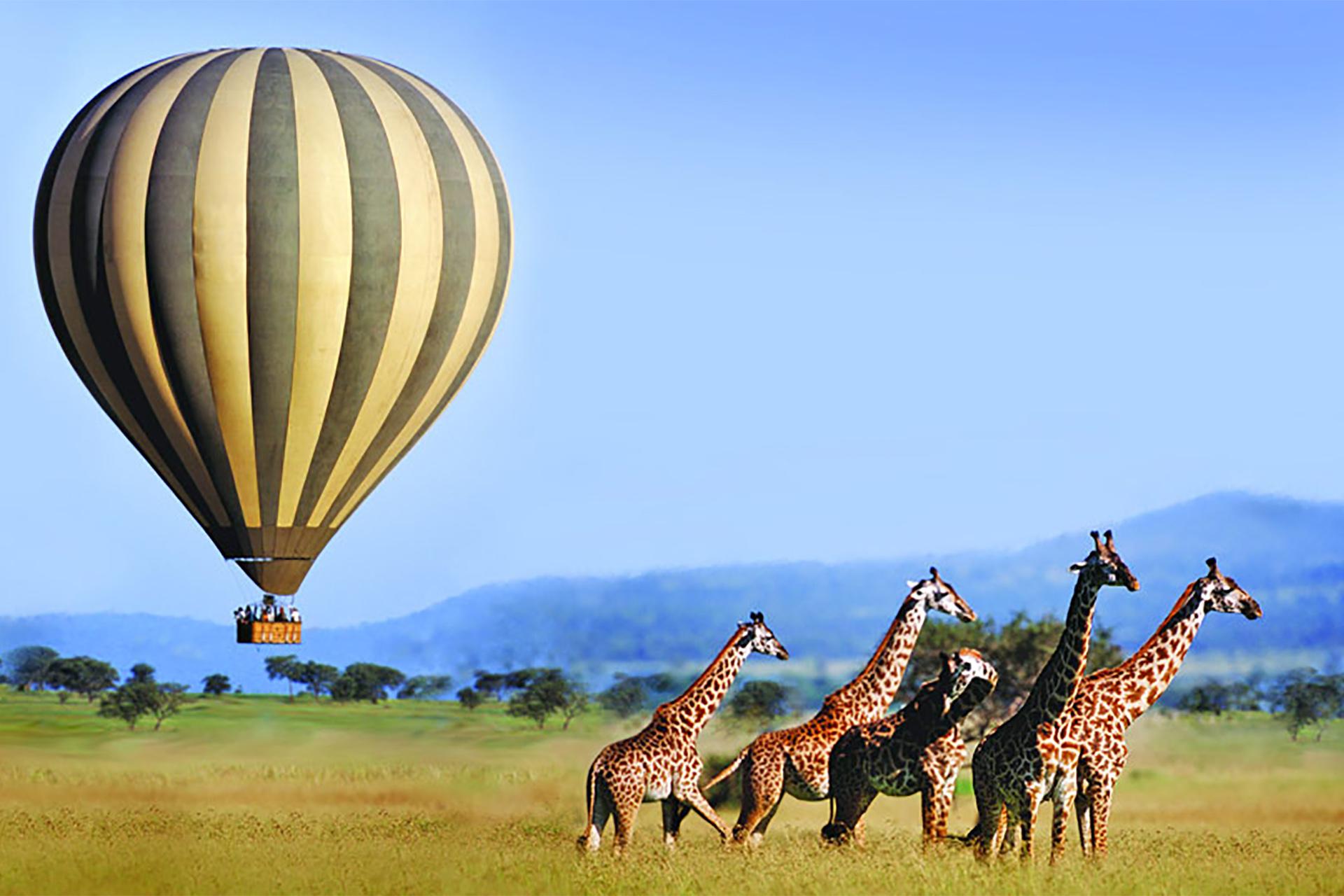 Balloon Tanzania