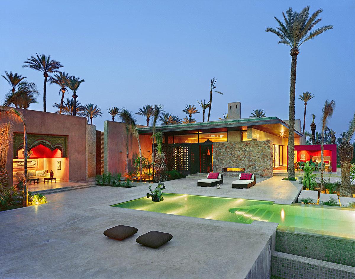 Jennat Outside JL Marrakech Hotel 23