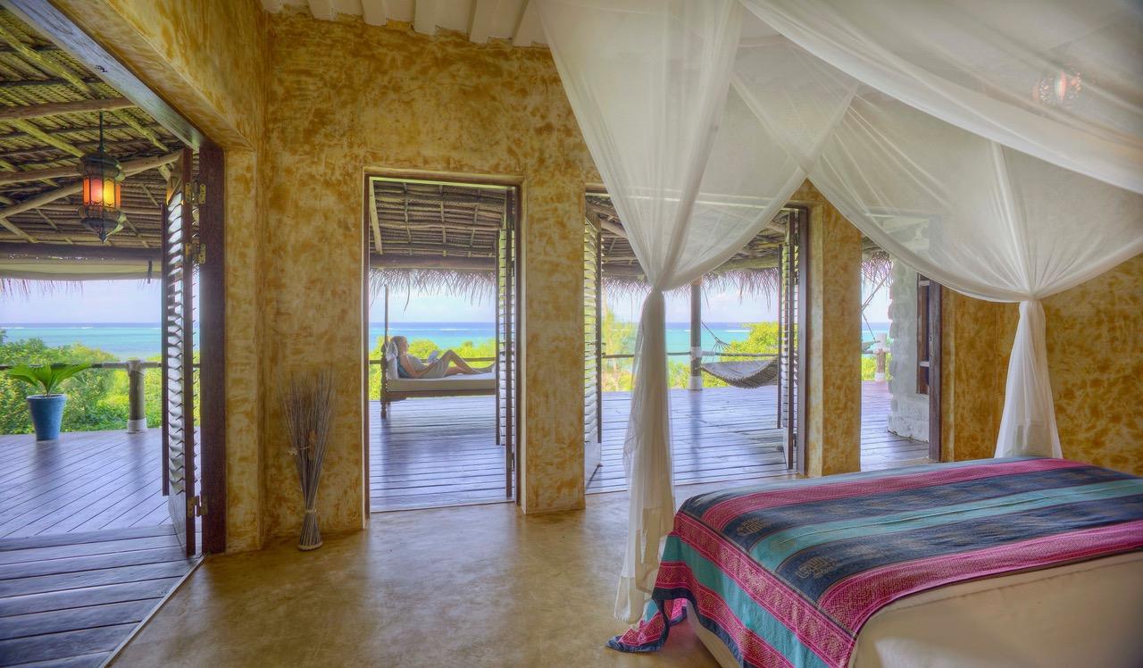 Matemwe Retreat Room View