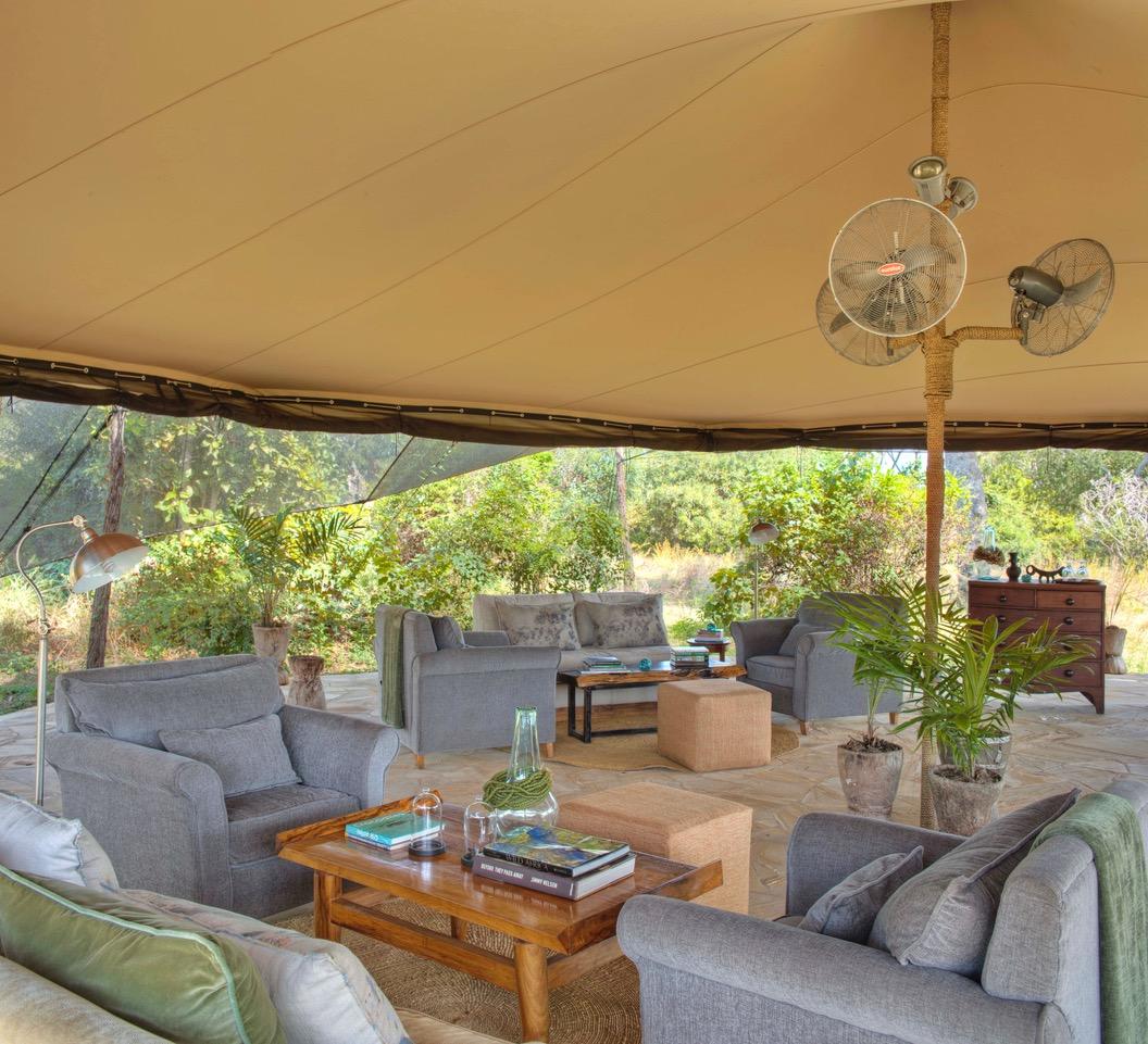 Selous Lounge Area 2