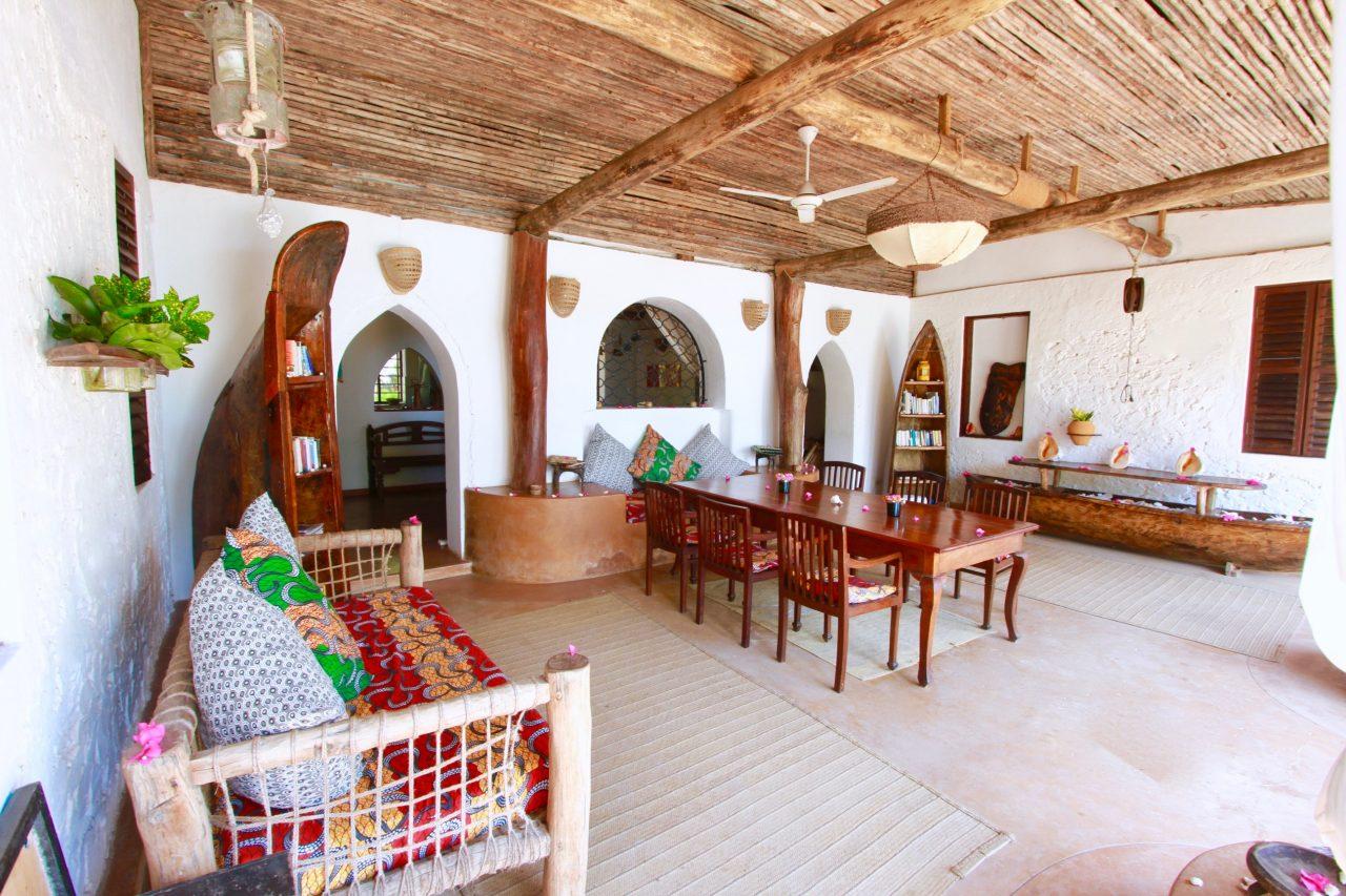 Blu Bahari Dining Area 1