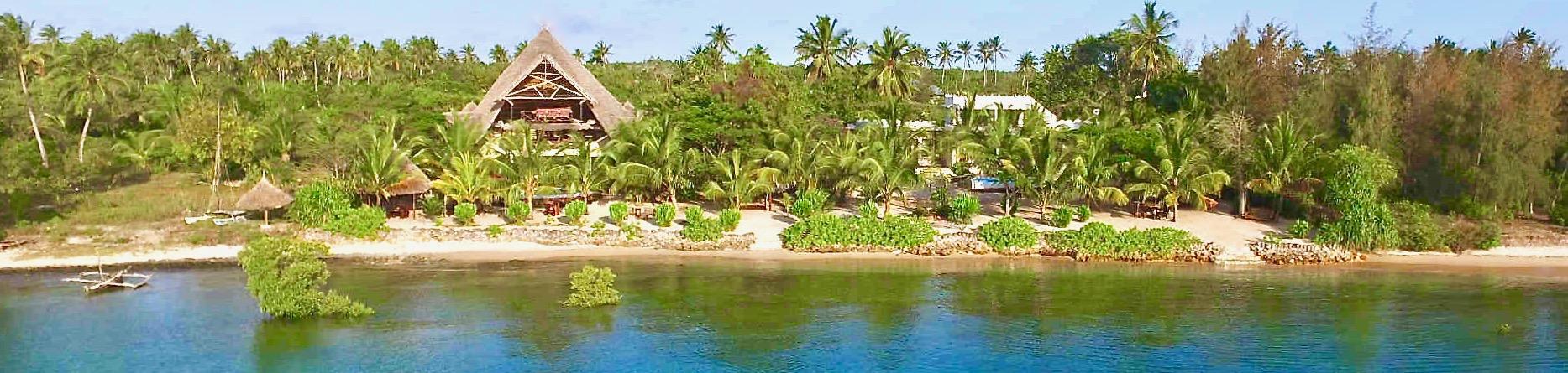 Zanzibar Villas From The Ocean 2