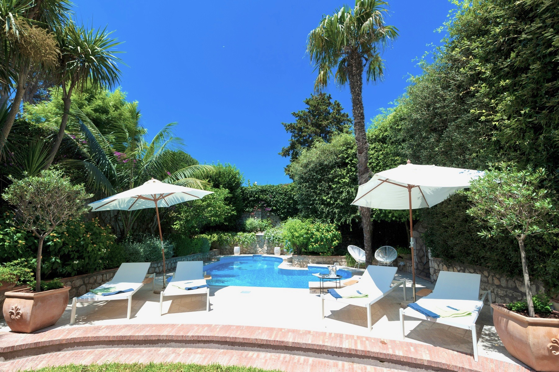 6 Villa Piazzetta Swimming Pool