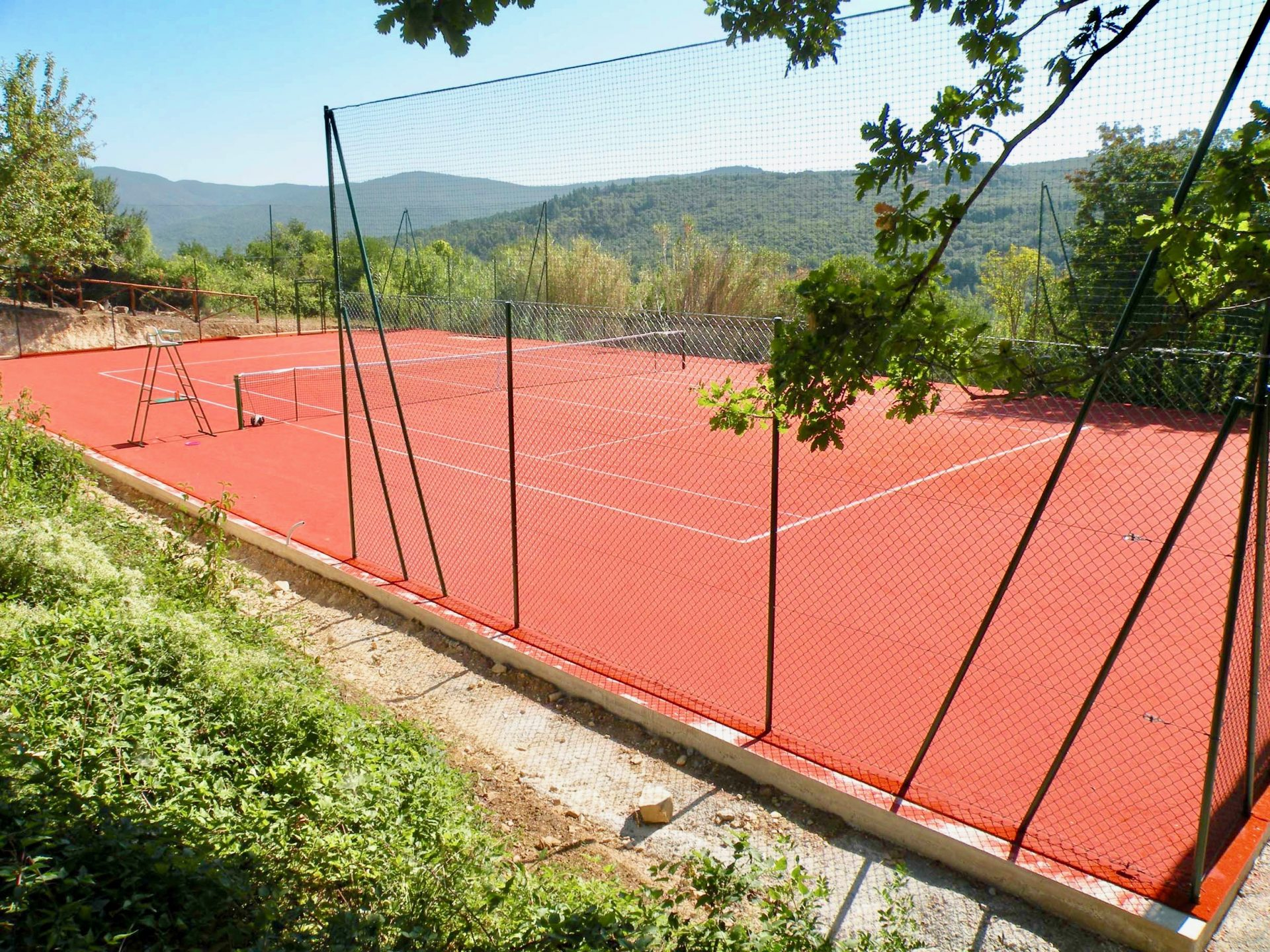 Tennis Courts Pg
