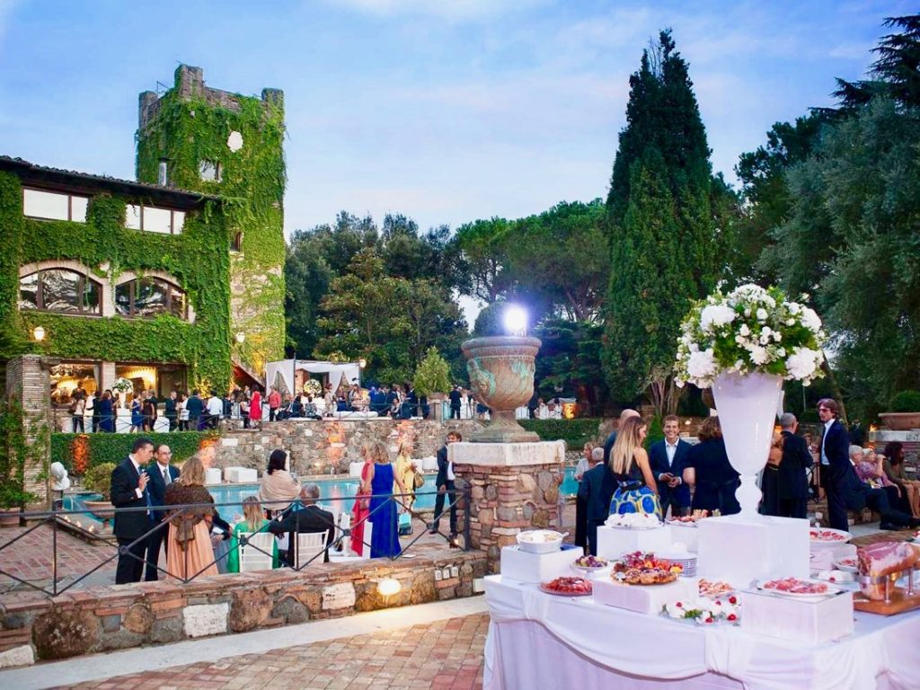 Venue for wedding and celebrations party