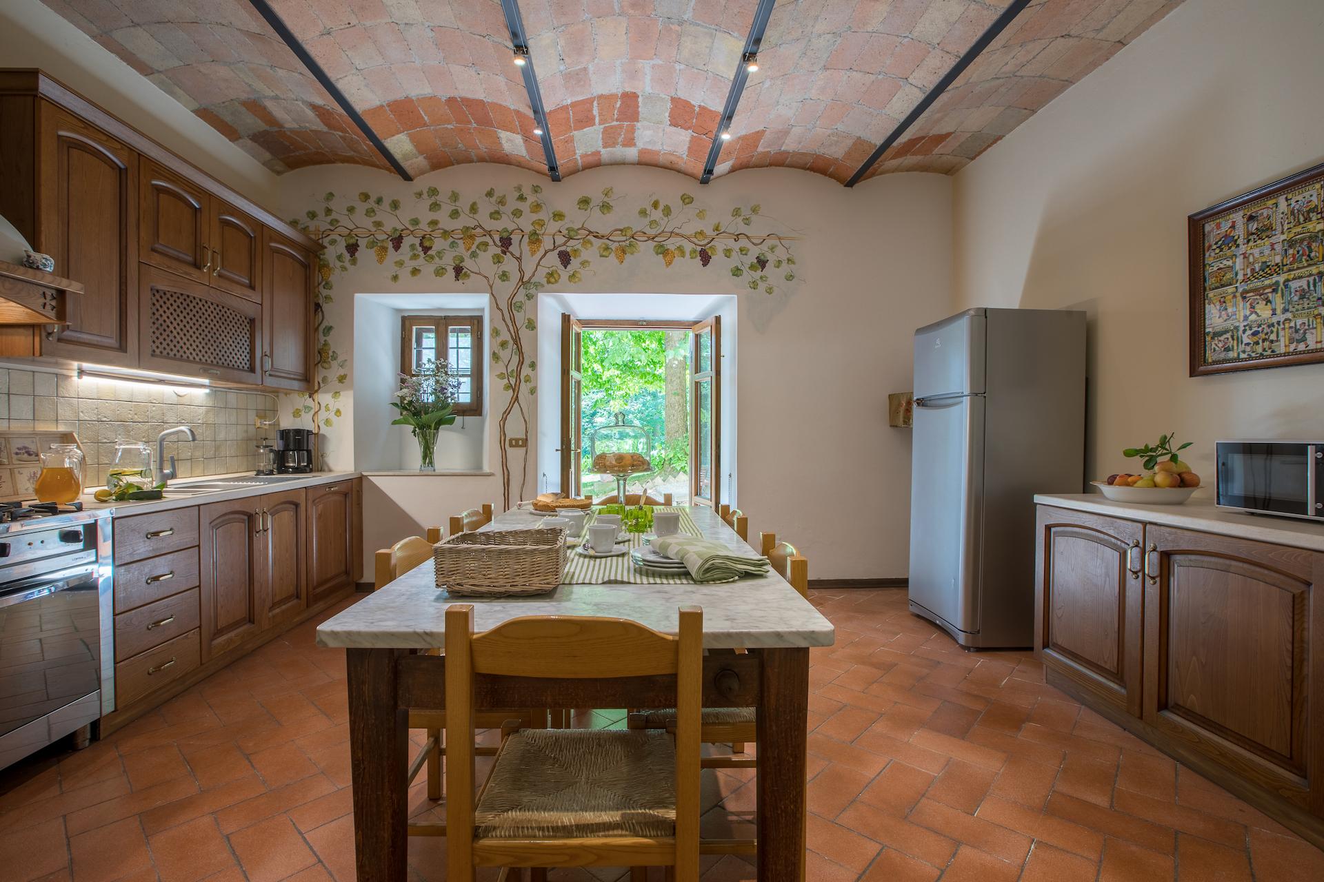 Itinere Villas Aretina 5
