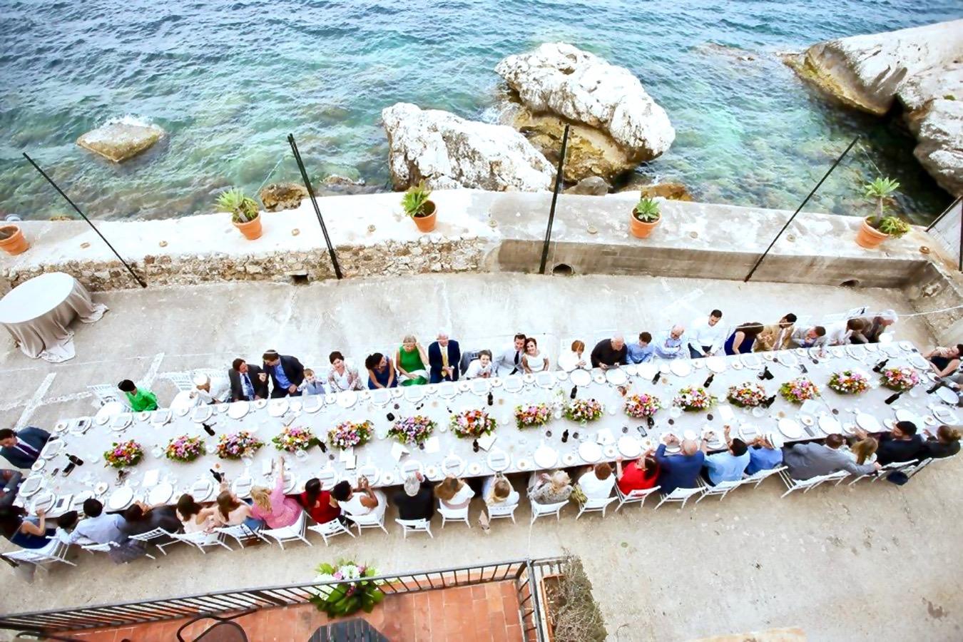 Wedding Sicily Fisherman Village