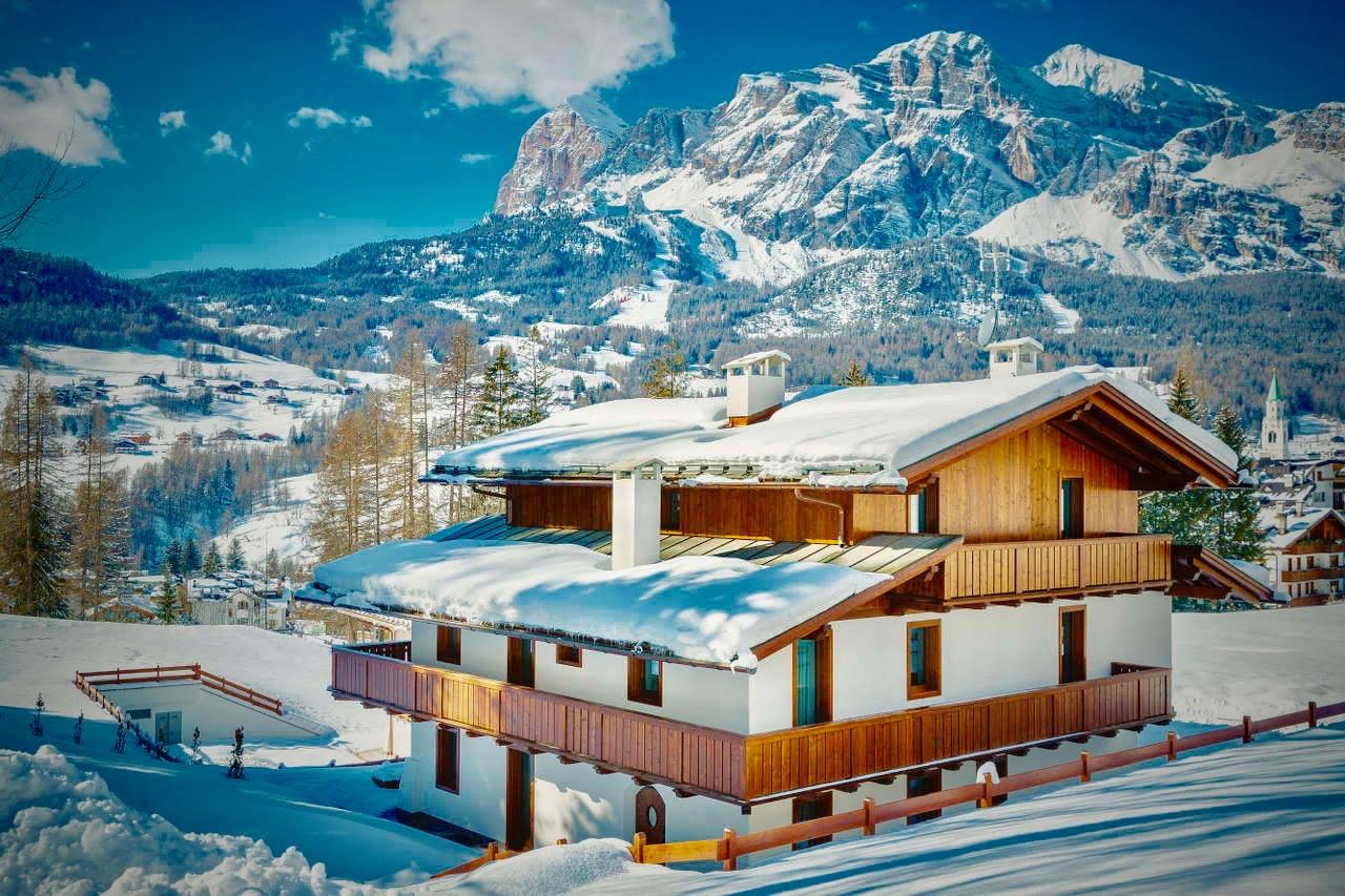 Chalet Cortina ItinereVillasjpg