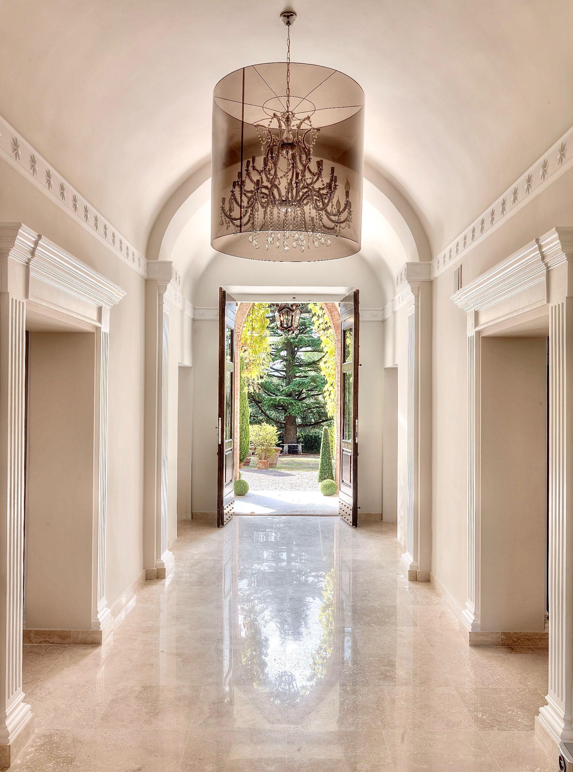 Interior Corridor 01
