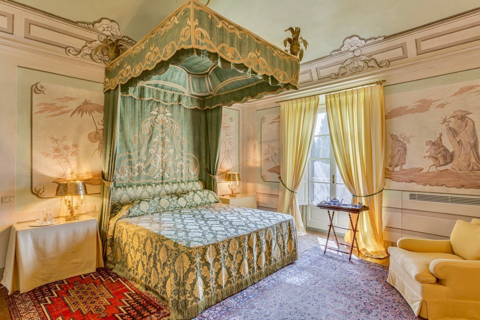37. The Oriental Bedroom