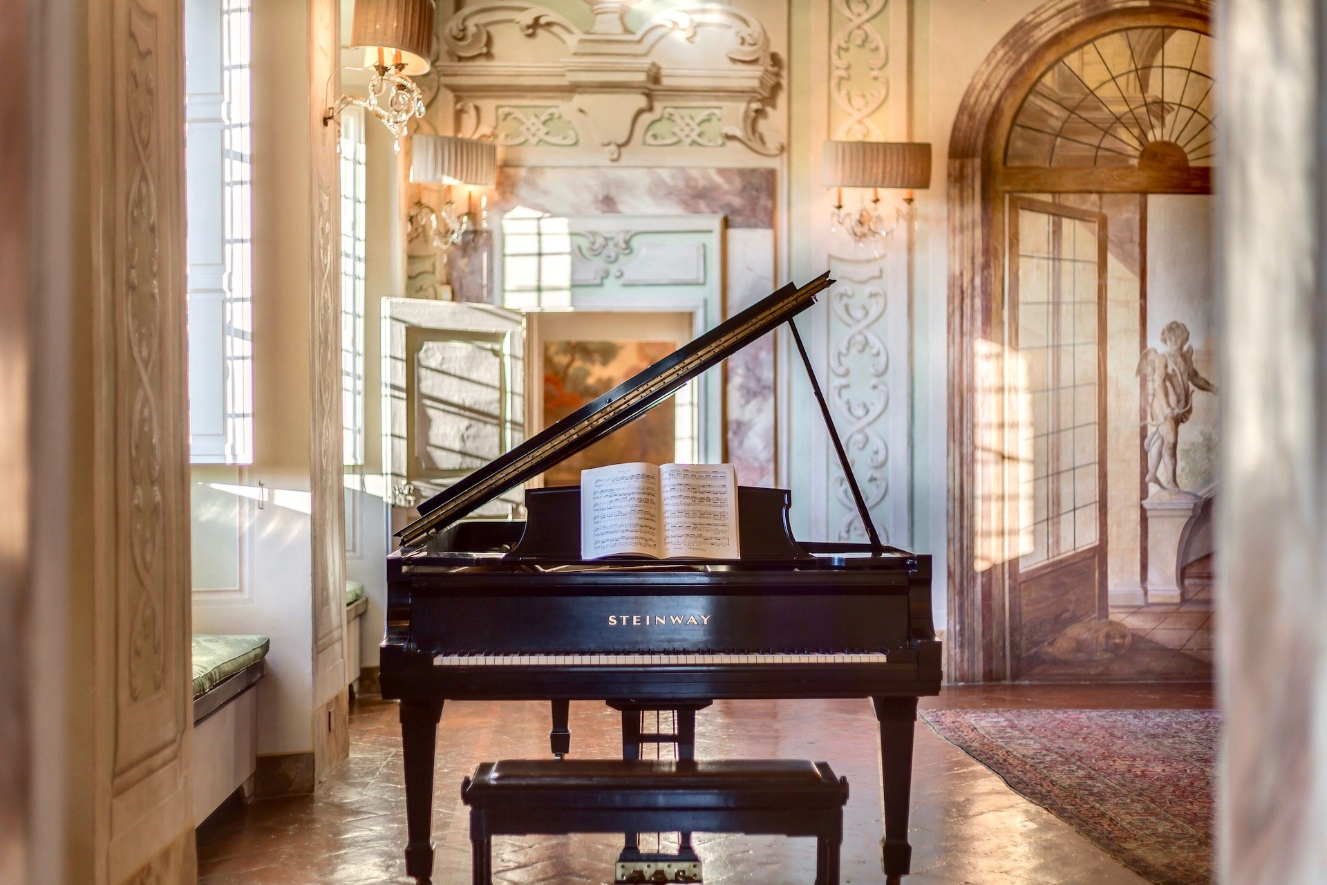 5.The Piano Detail