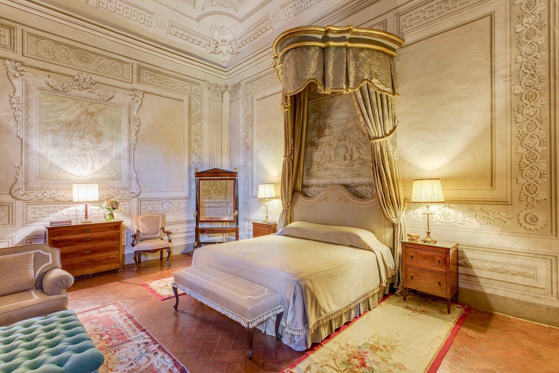6. The Baldacchino Bedroom