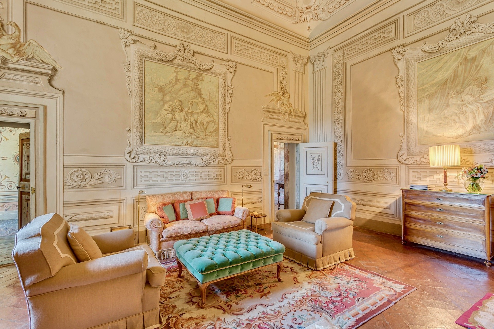 7.The Baldacchino Suite