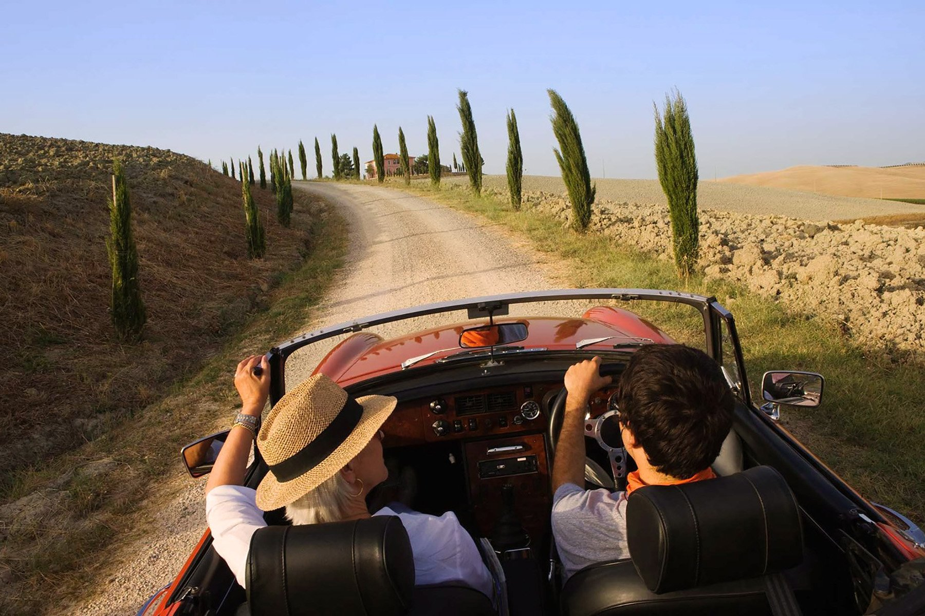 Car Rental Toscana
